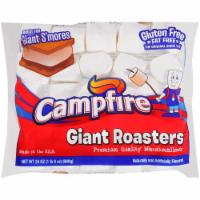 Campfire Giant Roasters Marshmallows - 24 oz