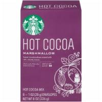 Starbucks Toasted Marshmallow Mix