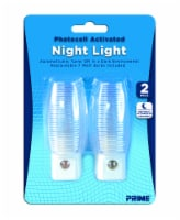 Prime Automatic Night Light 2 Pack - White