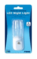 Prime Automatic LED Night Light - White