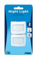 Prime Flat Panel EL Lamp Night Light - White
