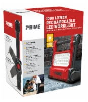 Prime 1000 Lumen Rechargeable LED Worklight - Red
