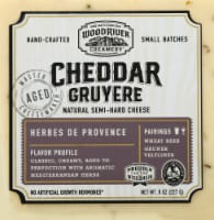 Burnett Dairy Alpha Morning Herb De Provence Cheddar Cheese