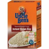 Uncle Ben's Natural Whole Grain Instant Brown Rice
