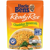 Uncle Ben's Ready Rice Cheddar Broccoli Flavored Rice