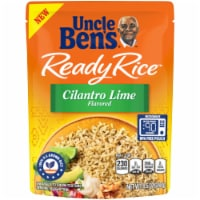 Uncle Ben's Ready Rice Cilantro Lime Flavored Rice