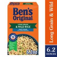 Ben's Original Fast Cook Long Grain & Wild Rice - 6.2 oz