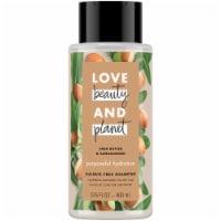 Love Beauty and Planet Shea Butter & Sandalwood Purposeful Hydration Shampoo