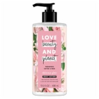 Love Beauty and Planet Delicious Glow Murumuru Butter & Rose Body Lotion