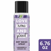 Love Home and Plant Lavender & Argan Oil Re-Wear Dry Wash Spray