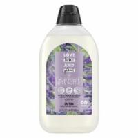 Love Home & Planet Lavender & Argan Oil Liquid Laundry Detergent