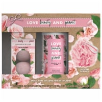 Love Beauty and Planet Skin Cleansing Murumuru Butter & Rose Body Wash and Bath Bombs