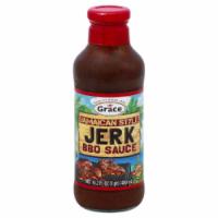 Grace Jamaican Style Jerk Barbecue Sauce