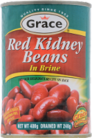Grace Red Kidney Beans in Brine