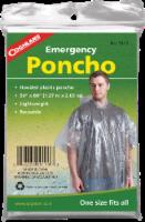 Coghlan's Emergency Poncho - Clear