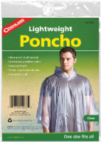 Coghlan's Lightweight Poncho - Clear