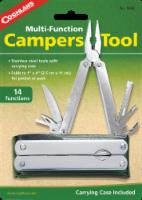 Coghlan's Multi-Function Camper's Tool - Steel