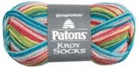 Patons Kroy Socks Yarn-Meadow Stripes - 1