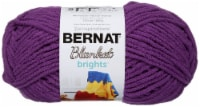 Bernat Blanket Brights Big Ball Yarn-Pow Purple - 1