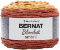 Bernat Blanket Ombre Yarn-Orange Crush Ombre - 1