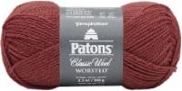 Patons Classic Wool Yarn-Scarlet - 1