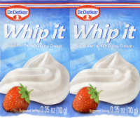 Dr. Oetker Whip It Stabilizer for Whipping Cream