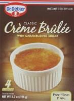 Dr. Oetker Classic Creme Brulee