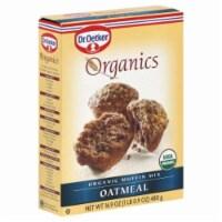 Dr. Oetker Organics Oatmeal Muffin Mix