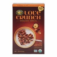 Nature's Path Organic Love Crunch Dark Chocolate Peanut Butter Cereal
