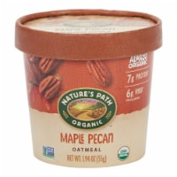 Nature's Path Organic Maple Pecan Oatmeal Cup