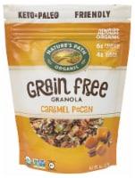 Nature's Path Organic® Caramel Pecan Grain Free Granola - 8 oz