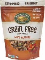 Nature's Path Organic Maple Almond Grain Free Granola