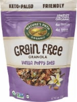 Nature's Path Organic Vanilla Poppy Seed Grain Free Granola - 8 oz