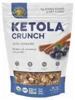 Nature's Path Organic® Ketola Crunch™ Blueberry & Cinnamon Nut Granola - 8 oz