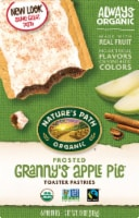 Nature's Path Organic Frosted Apple Cinnamon Toaster Pastry