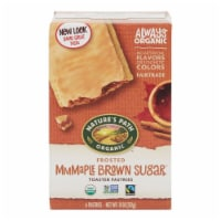 Nature's Path Organic Frosted Mmmaple Brown Sugar Toaster Pastries