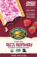 Nature's Path Organic Frosted Razzi Raspberry Toaster Pastries