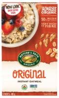 Nature's Path Organic Original Hot Oatmeal 8 Count