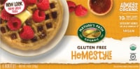 Nature's Path Organic Gluten Free Homestyle Waffles 6 Count