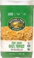 Nature's Path Organic Fruit Juice Corn Flakes Cereal