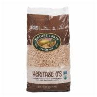 Nature's Path Organic Heritage O's Multigrain Cereal - 32 oz