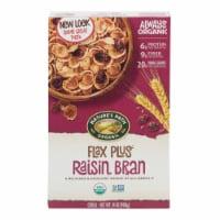 Nature's Path Organic Flax Plus Raisin Bran Cereal - 14 oz