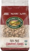 Nature's Path Organic Flax Plus Cinnamon Flakes Cereal - 32 oz