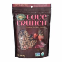 Nature's Path Organic Love Crunch Dark Chocolate & Red Berries Granola