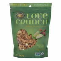 Nature's Path Organic Love Crunch Apple Chia Crumble Premium Granola