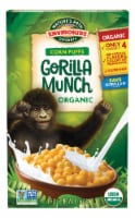 Nature's Path Organic Envirokidz Gorilla Munch Corn Puffs Cereal