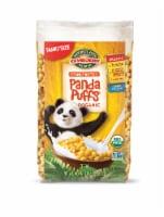 Nature's Path Organic EnviroKidz Peanut Butter Panda Puffs Cereal Family Size - 24.7 oz