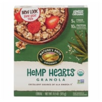 Nature's Path Organic Hemp Hearts Granola Cereal