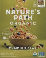 Nature's Path Organic Pumpkin Seed Plus Flax Granola