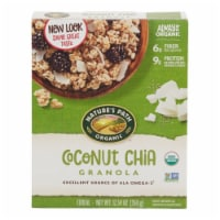 Nature's Path Organic Coconut Chia Granola